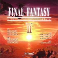 EtlanZ FINAL FANTASY 3rd best collection DISC 2