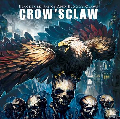 CROW'SCLAW Blackened Fangs And Bloody Claws