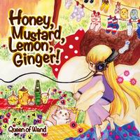 Queen of Wand Honey,Mustard,Lemon,Ginger!