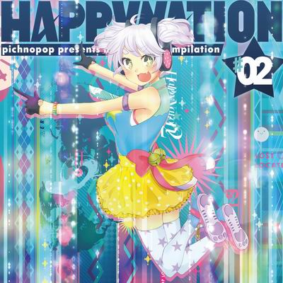 pichnopop HAPPYNATION #02