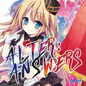 Sprite Recordings ALTER:ANSWERS