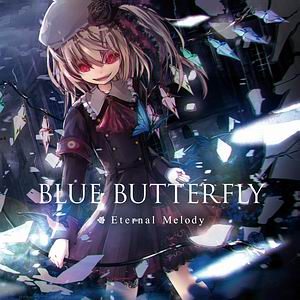 Eternal Melody BLUE BUTTERFLY