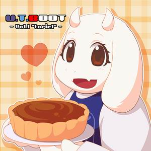 SBFR U.T.BOOT Vol.1 -Toriel-(予約)