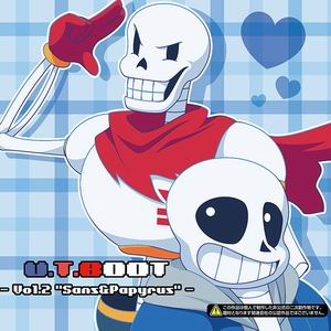 SBFR U.T.BOOT Vol.2 -Sans&Papyrus-