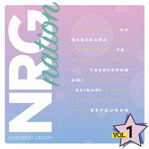 Eurobeat Union NRG nation VOL.1