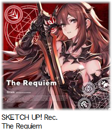 SKETCH UP! Rec. The Requiem