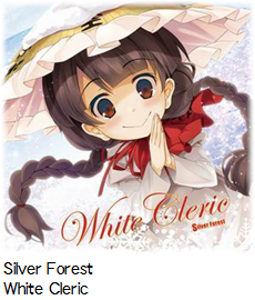 Silver Forest White Cleric