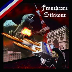 FREAKIN WORKS Frenchcore Stickout