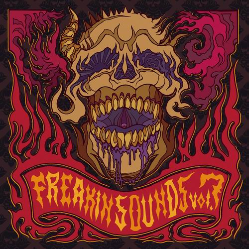 FREAKIN WORKS FREAKIN SOUNDS Vol.7