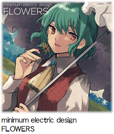 minimum electric design FLOWERS