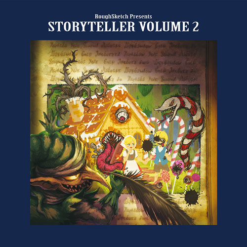 Notebook Records V.A. / STORYTELLER VOLUME 2