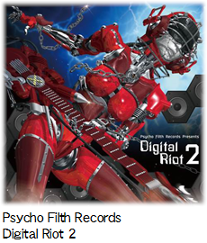 Psycho Filth Records Digital Riot 2.