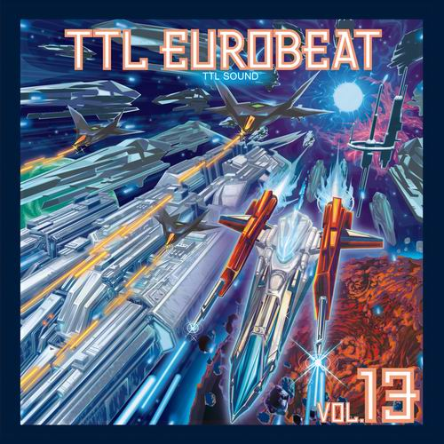 TTL SOUND TTL EUROBEAT VOL.13