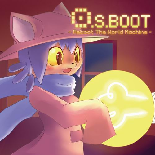 SBFR O.S.BOOT - Reboot The Machine -