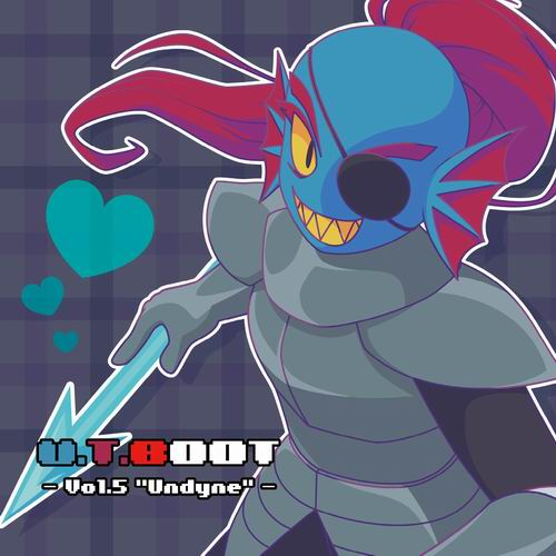 SBFR U.T.BOOT Vol.5 -Undyne-