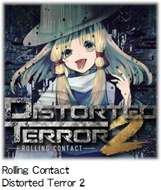 Rolling Contact Distorted Terror 2.
