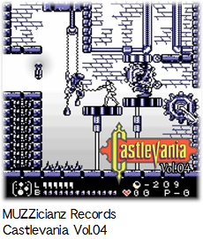 MUZZicianz Records Castlevania Vol.04.