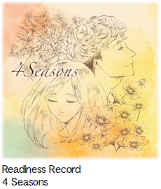 Readiness Record 4 Seasons.
