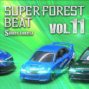 Silver Forest Super Forest Beat VOL.11