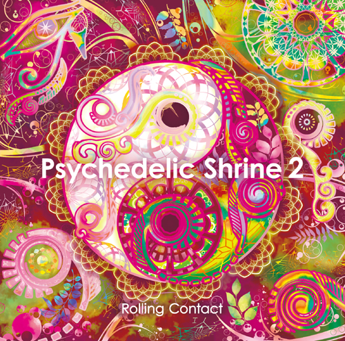 Rolling Contact Psychedelic Shrine 2