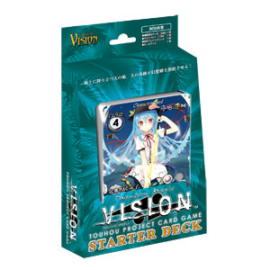 M.I.W Phantom Magic Vision スターターデッキ 緋