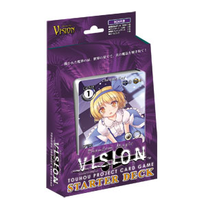 M.I.W Phantom Magic Vision スターターデッキ 怪